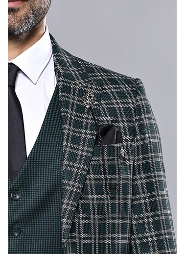 Wessi Ceket Yeşil